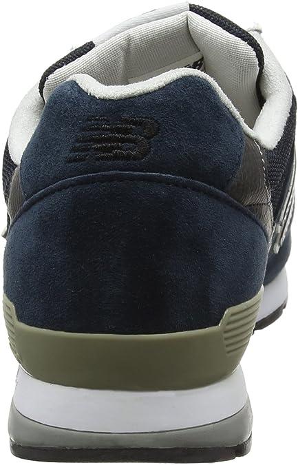 New Balance Mrl996an, Sneaker Uomo, Blu Navy Orange, 40 EU ...