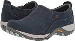 Navy Milled Nubuck