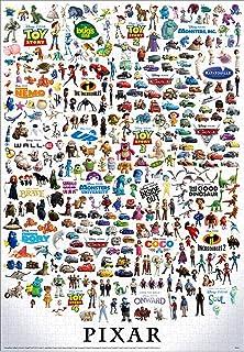 ジグソーパズル ピクサー キャラクター/グレート コレクション 1000ピース (51x73.5cm)