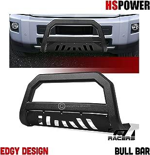 HS Power 1999-2007 for Chevy Silverado/GMC Sierra Textured Black AVT Bull Bar Grille Guard