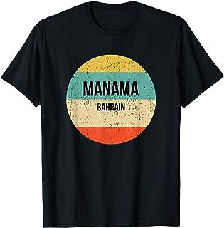マナマ・バーレーン Tシャツ