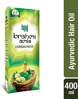 Bajaj Brahmi Amla Hair Oil ( Enriched with Ayurvedic Brahmi) 400ml