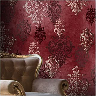 Best red elegant wallpaper Reviews