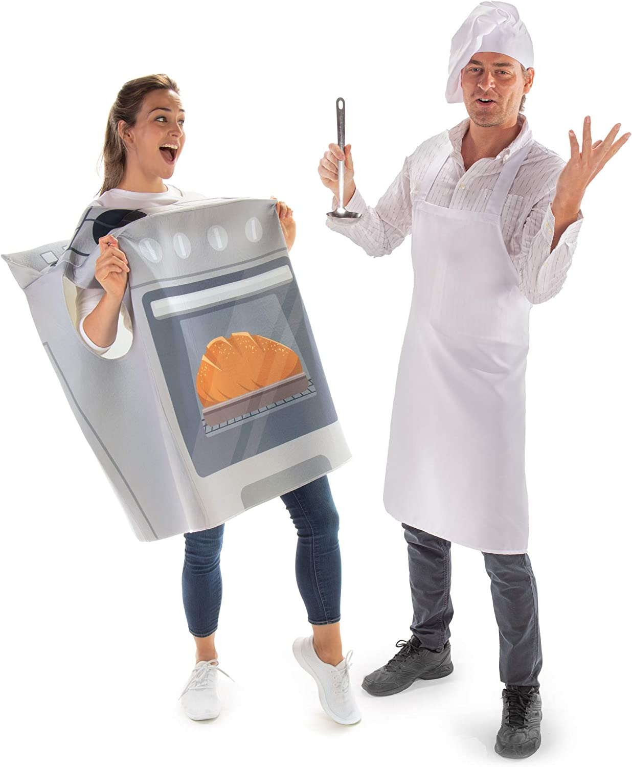 Bun in The Oven Limited Special Price Cheap SALE Start Bread Maker Costume Couples Cute Halloween - P