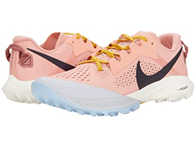 Nike Air Zoom Terra Kiger 6 (Pink Quartz/Burgundy Ash/Canyon Pink) Women