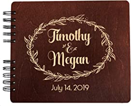 Best handmade wedding guest books Reviews