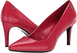 Cherry Red Patent Smooth