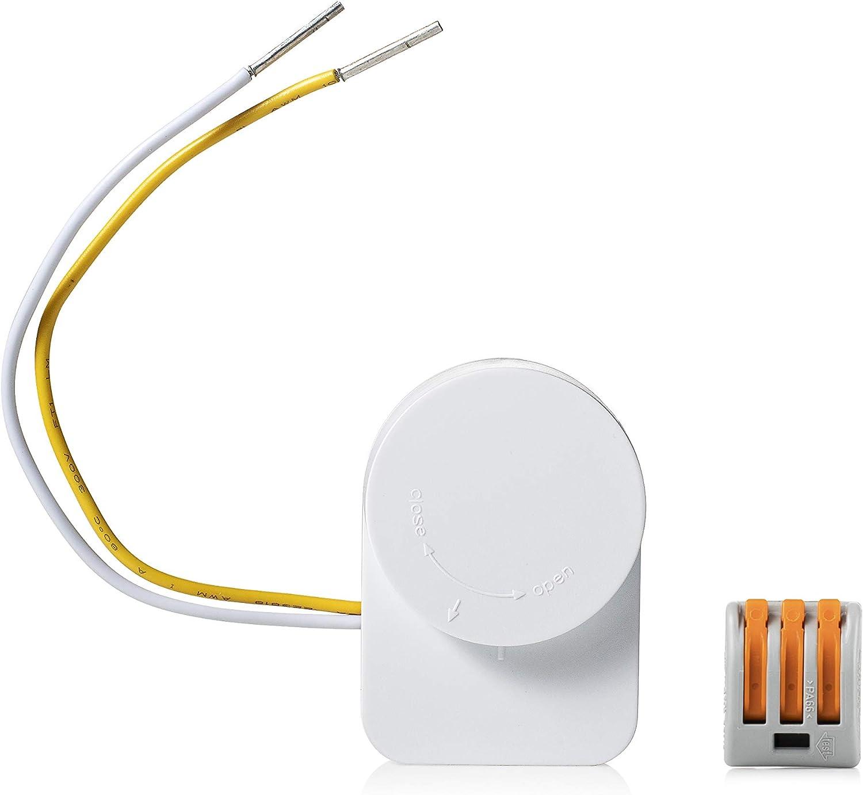 Smartwares SH8-90604 Conversor de interruptor de pared Blanco