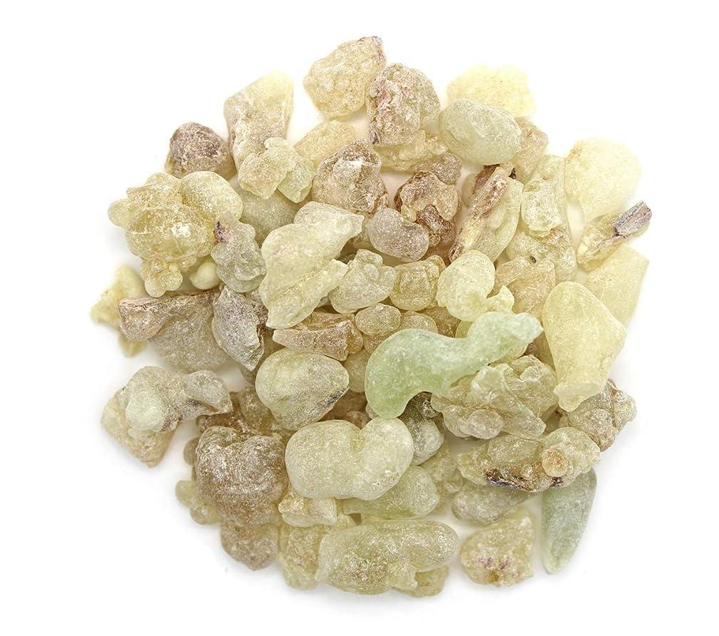 式抜粋実現可能Hygge Aromatics ロイヤルグリーン ホジャリ フランキンセンス - オーガニック - オマン (Boswellia Sacra) 1/2ポンド