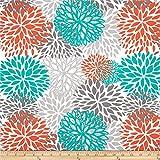Premier Prints Indoor/Outdoor Blooms, Yard, Pacific