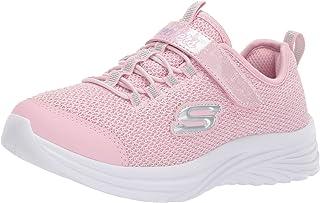 Skechers Kids Unisex-Child Glimmer Kicks Sneaker