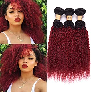 Best red ombre wavy hair Reviews