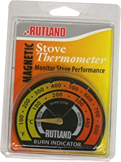 Rutland Products 701-6 Magnetic Burn Indicator, Red