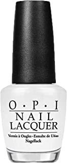 OPI Nail Polish Lacquer L00 Alpine Snow 15ml