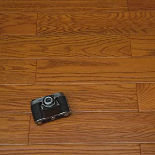 Red Oak Prefinished Engineered Wood Flooring, China, 1 Box, by LANTING Co.