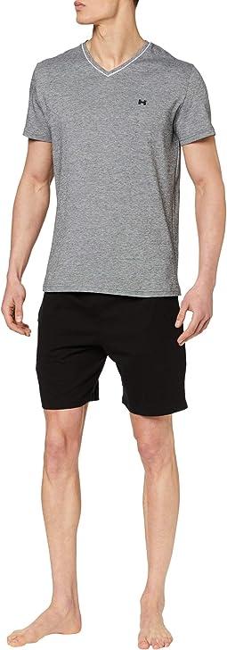 Onyx Short Sleeve PJ Set