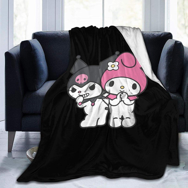 Palglg Lovely Kuromi and My Fleece Ultra-Soft 正規店 Micro Blank 贈呈 Melody