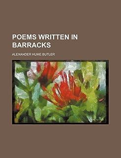 Poems Written in Barracks