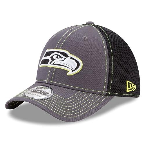 big sale 65798 4487f Seattle Seahawks New Era NFL 39THIRTY