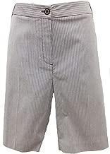 EP Pro Golf Women's Cotton/Nylon Textured Stripe Shorts