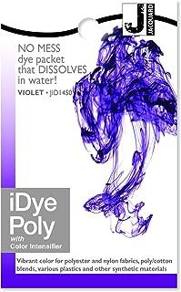 Jacquard IDYE-Violet 14gm (Poly/Disperse) Fabric Dye