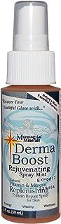 Morningstar Minerals Derma Boost Rejuvenating Spray Mist 2 fl oz 59 ml