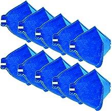 Mascara Proteção Respiratória Com Elástico Duplo E Selo Do INMETRO DeltaPlus - Pacote com 10 Unidades