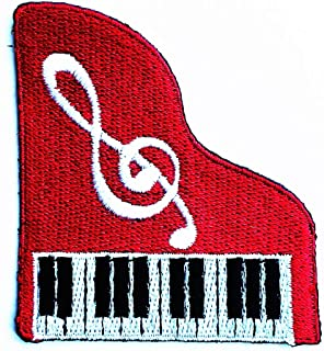 Piano G-Clef Music Note Musical Instrument Keyboard Kids Car