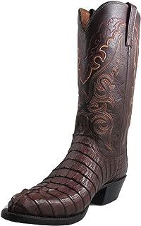 Lucchese Men's Cowboy Boots Caiman HBC 2000 T3187.T4
