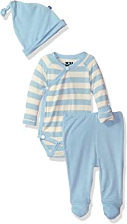 Baby Boys' Essentials Kimono Newborn Gift Set with Box