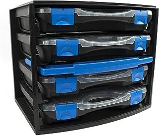 Tayg 301551 Multibox con 4 estuches con separadores móviles
