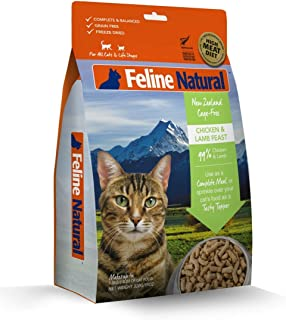 Feline Natural Freeze Dried Raw Chicken & Lamb 0.77 lb by K9 Natural/Feline Natural