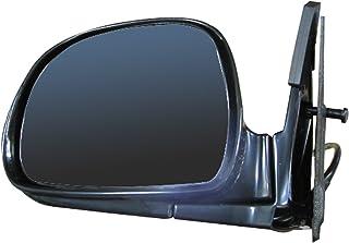 Dorman 955-090 Driver Side Power Door Mirror - Heated / Folding for Select Chevrolet / GMC Models, Black