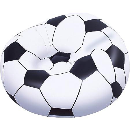 CNSTZX Adulto//Bambini Pallone da Calcio Pallone da Calcio Morbido Cuoio Gonfiabile Tradizionale Cucito Formato Taglia 5 Unisex Tradizionale Soccer//Palla Match Sport Sportivo per Adulti