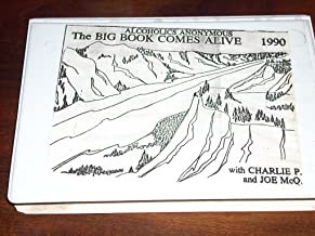 Original authentic JOE McQ and CHARLIE P Alcoholics Anonymous Big Book Discussion Seminar 1990 Portland Oregon - 8 Audio Cassette Tapes in original clamshell case (THE BIG BOOK COMES ALIVE)