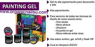 PAINTING GEL ORGANIC NAILS SET #2 6 Colors