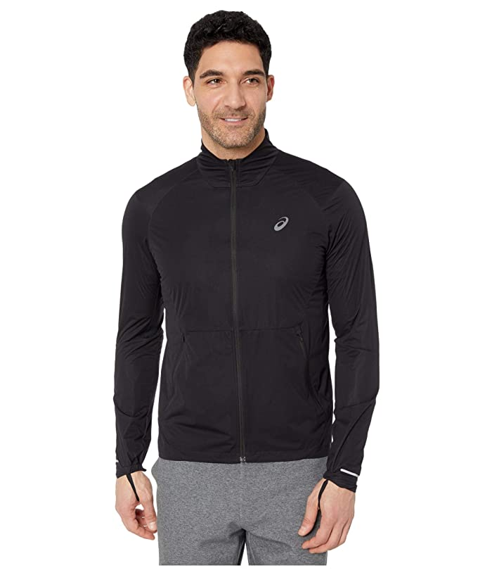 ASICS  Ventilate Jacket (Performance Black) Mens Clothing