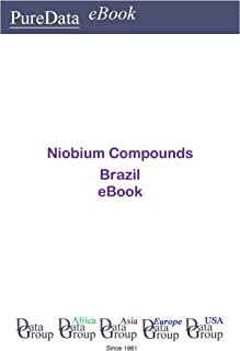 Niobium Compounds in Brazil: Market Sales