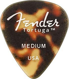 Fender Tortuga 351 Medium Guitar Pick (6)