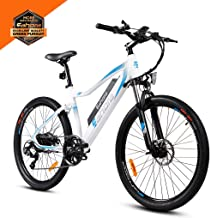 Eahora Swappable Ebike Battery Pack X5//X6//X7 5-6 Hours Charge Time 48V 10.4Ah//13Ah Removable with Folding Handle Extend The Ride