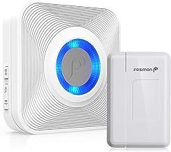 Fosmon WaveLink 51004HOM Wireless Door Open Chime (500 Feet, 52 Tunes, 4 Volume Levels,..