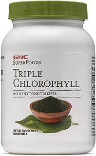 GNC Superfoods Triple Chlorophyll, 90 Softgels