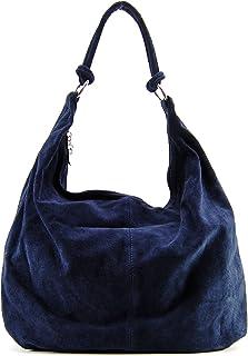 9c506b1d0c OH MY BAG Sac à main cuir veau velours femme - Modèle Love