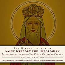 The Divine Liturgy of Saint Gregory the Theologian in English