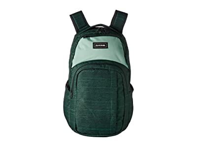 Dakine 33 L Campus Large Backpack (Green Lake) Backpack Bags