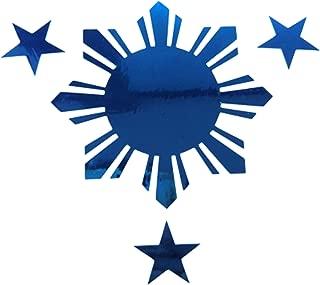 Metallic Blue Philippines 4