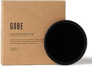 Gobe - Filtro para Objetivo ND 82 mm ND1000 (10 Pasos) (2Peak)