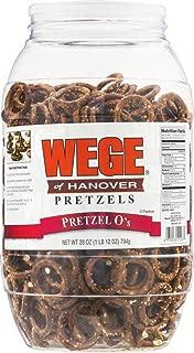 circle pretzels