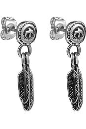 Stud Earrings 3-5mm for Teens Girls Women Wedding Valentine Birthday Stud Piercing Earrings Flongo 12Pairs Womens Vintage Stainless Steel /& CZ Birthstone Square Ear Piercing