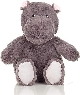 stuffed toy hippopotamus